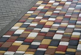 Тротуарная плитка в Гатчине и Ленинградской области